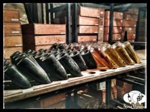 Alta Alella Cava sparkling wine riddling board Social Vignerons small