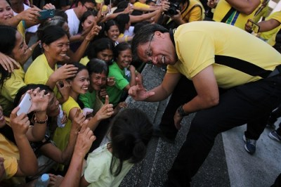 I Choose to Believe in Mar Roxas   The Society of Honor: the Philippines