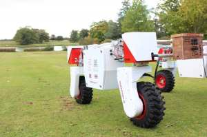 Thorvald, the Agri-Food robot.