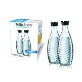 SodaStream DuoPack Glaskaraffe