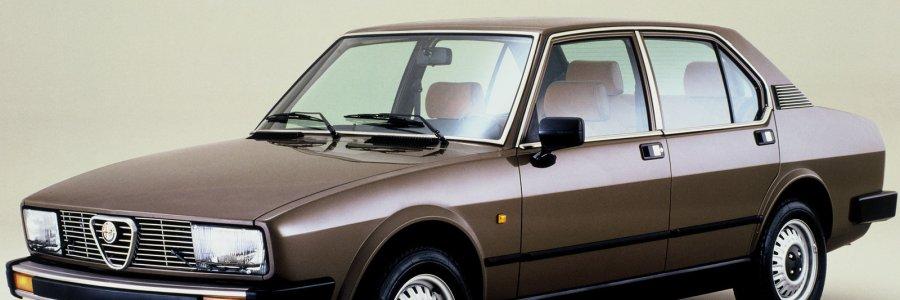 Alfa Romeo Alfetta 2.0 (1982)