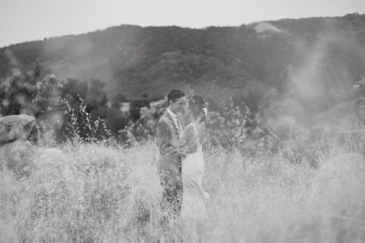 Grey Sofia & Sammy Wedding