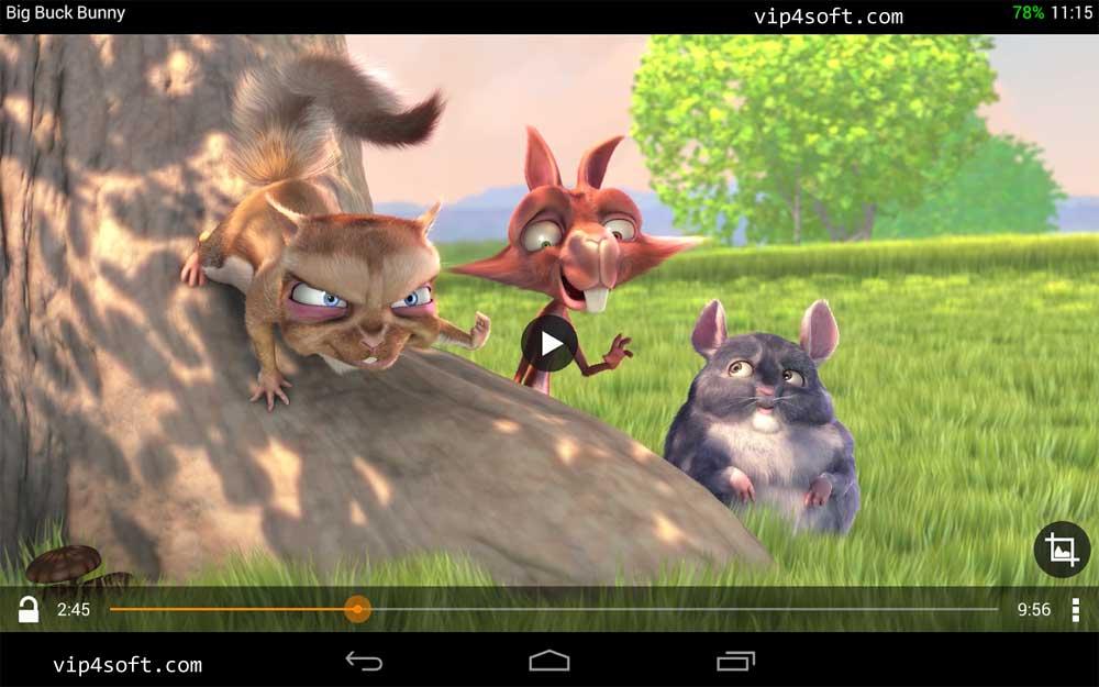 تطبيق VLC لتشغيل ملفات الفيديو لأجهزة أندرويد