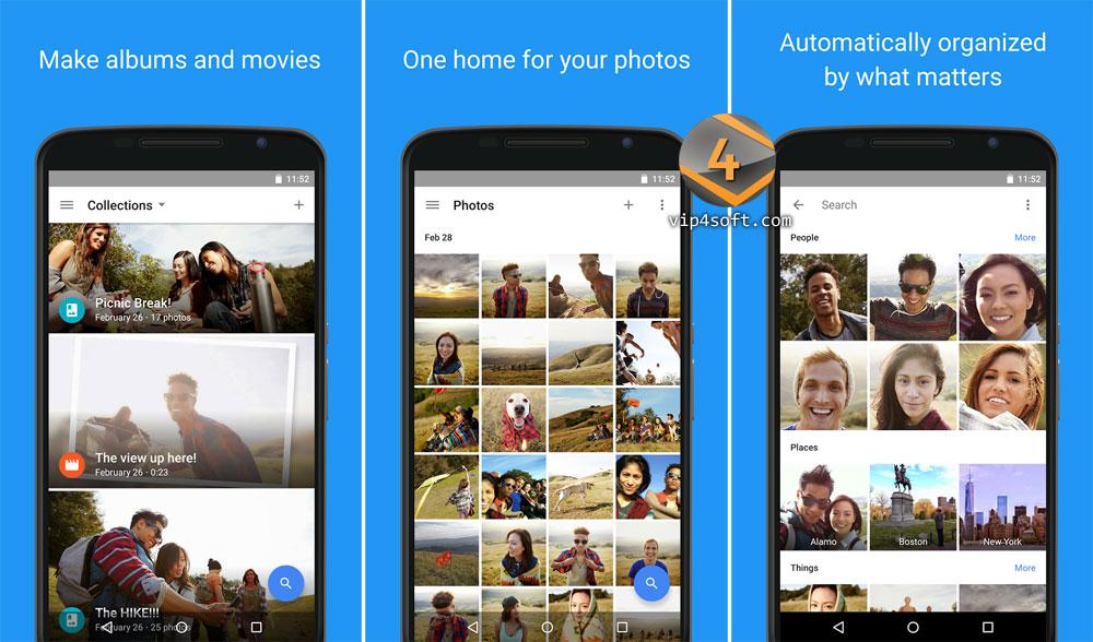 """تطبيق صور جوجل """"Google Photos"""" لأجهزة أندرويد"""