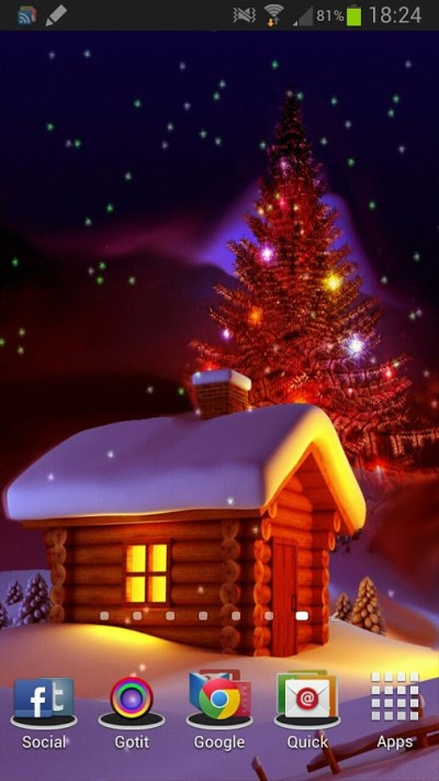 Download Christmas HD Live Wallpaper 1.2 APK for Android | Softstribe