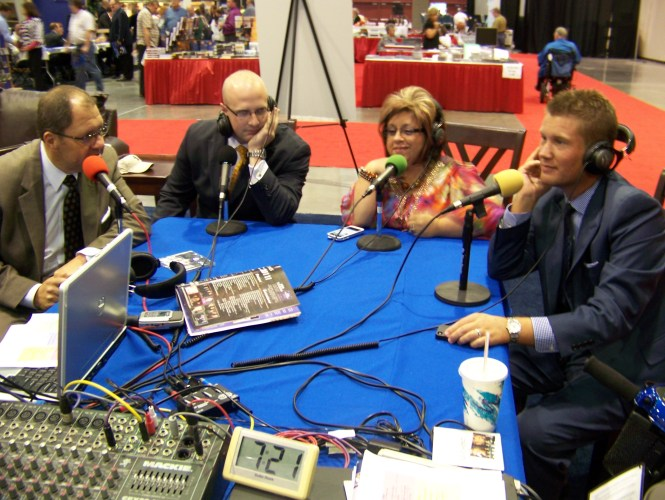 The Perrys at NQC 2011