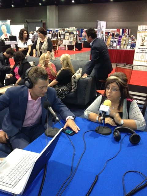 NQC 2012 Joseph Habadank and Libbi Stuffle of The Perrys thumbnail