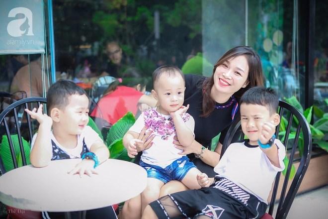 Ngưỡng mộ mẹ đơn thân 3 con: Từ tay trắng, ôm con đi ở trọ đến cô chủ kiếm cả tỷ đồng /tháng - Ảnh 13.