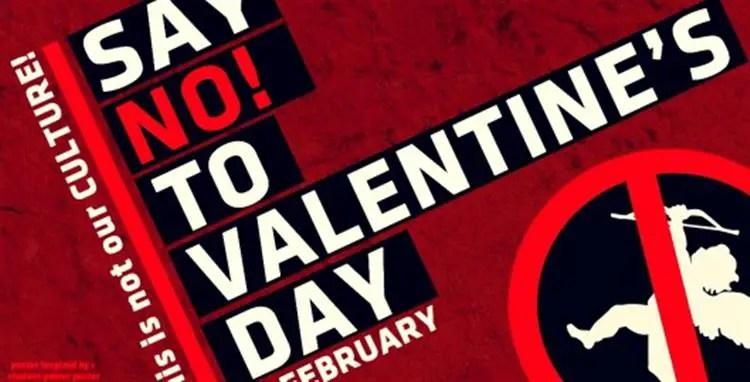 Hukum Orang Islam sambut Perayaan Valentine's Day