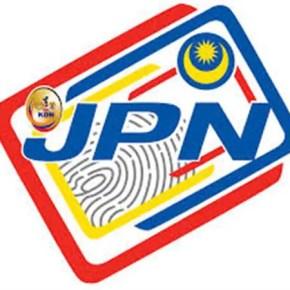 Tukar IC baru di Jabatan Pendaftran Negara Shah Alam