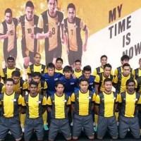 Jersey Baru Harimau Malaya 2013 Ketat