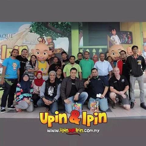Upin Dan Ipin Bukan Sekadar Watak Kartun Di Layar TV