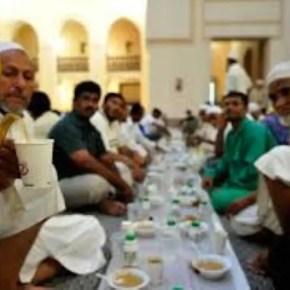 kenapa saya memilih untuk berbuka di masjid