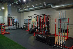 Soho Strength Lab Finished Gym