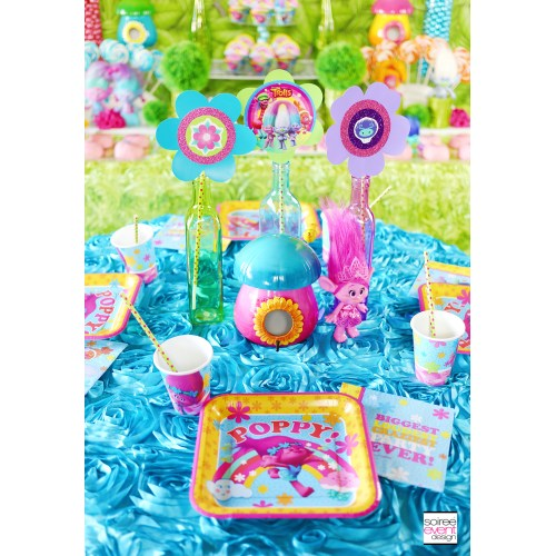 Medium Crop Of Trolls Birthday Party Ideas