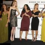 House of Dereon Clothing Debuts Gown Collection in NYC