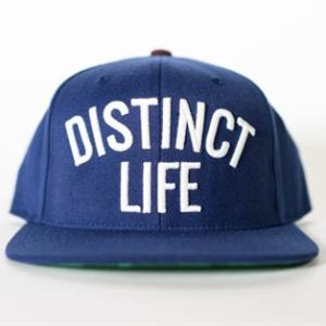Distinct Life X Flexfit 110 Snapback