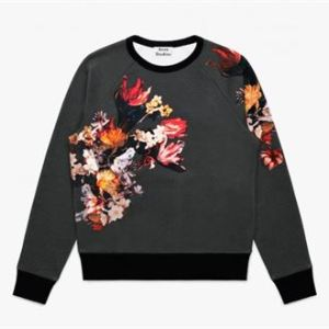 Acne Studios Floral Collection