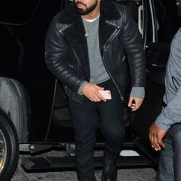 Drake Goes the Nice Guy Club in West Hollywood  Pictured: Drake Ref: SPL1213917  230116   Picture by: All Access Photo  Splash News and Pictures Los Angeles:310-821-2666 New York:212-619-2666 London:870-934-2666 photodesk@splashnews.com