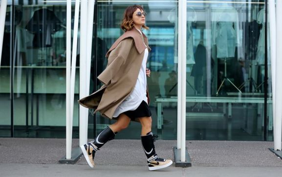 What do you think of this as reader? #Urbanfashion #nike