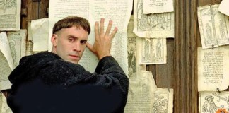 31 октября – День реформации
