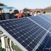 太陽光発電ムラ・岡山しげる会+津山メガソーラー見学会