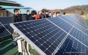 産業用太陽光発電システムの説明