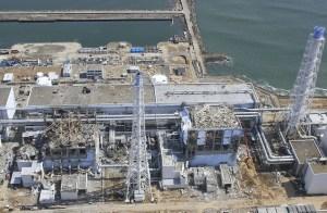 福島第一原子力発電所 (出典: Cryptome)