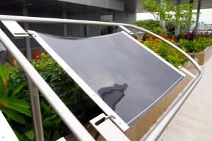 ソーラーフロンティアの「ベンダブルCIS太陽電池モジュール」title=