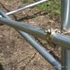 単管パイプ架台の太陽光発電所、いざ施工現場へ