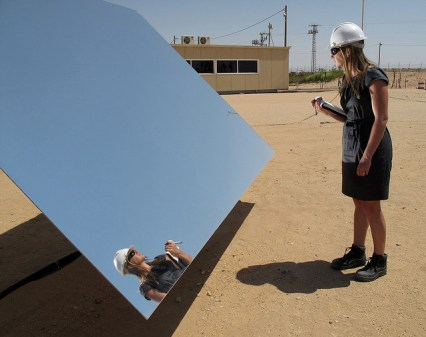 Concentrated Solar Power Mirror