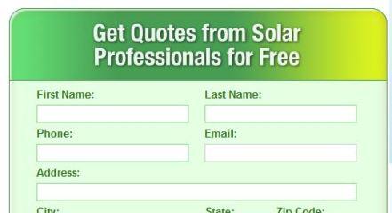 free-solar-quotes