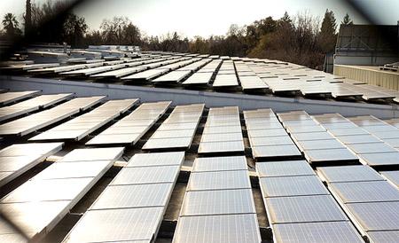 Solar Panels now Mandatory in Lancaster California
