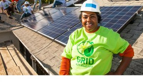 GRID Alternatives will partner with Grand Valley Power to build a community solar farm for low income families in Colorado.