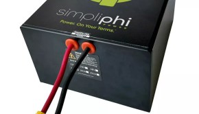 SimpliPhi Energy Storage System