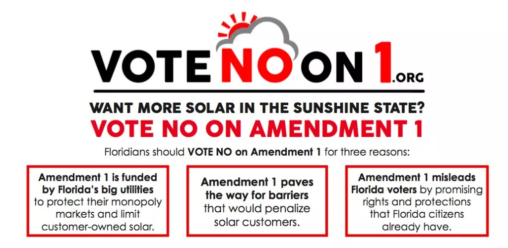 The Lie At The Heart Of The Florida Solar Ballot Question