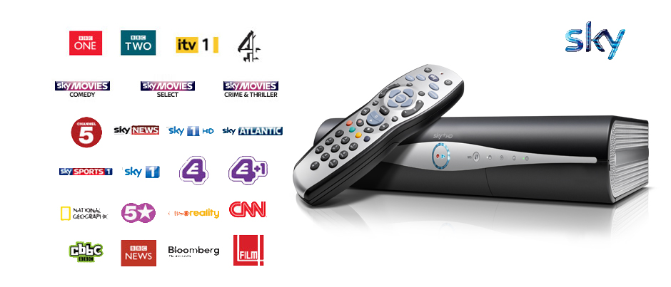 Sky HD Box Support - Customer Services