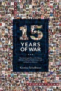 15 Years of War by Kristine Schellhaas