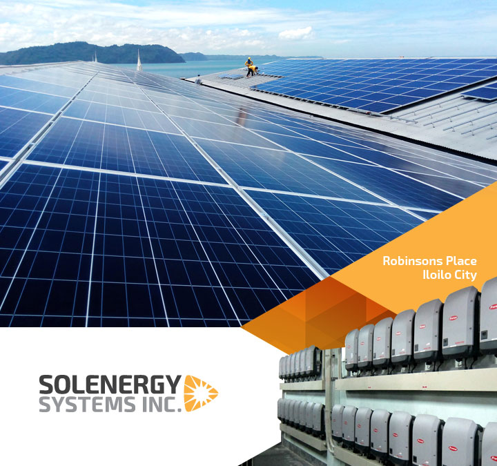 solar philippines, solar mall philippines, robinsons solar