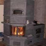 Karpinen_Heate_ and_cookstove - Randys heater burning