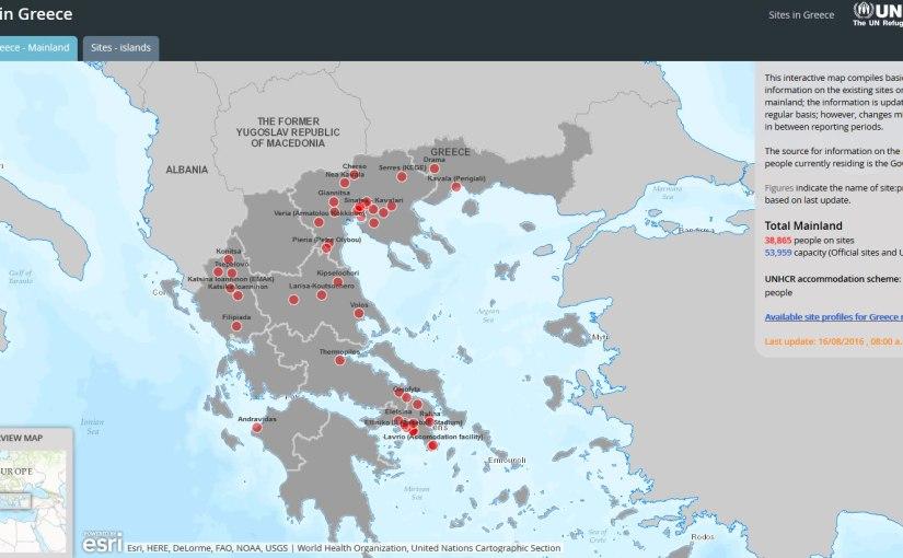 Camps de réfugiés: témoignage de bénévoles de retour de Grèce