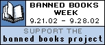 Support the Banned Books Project!