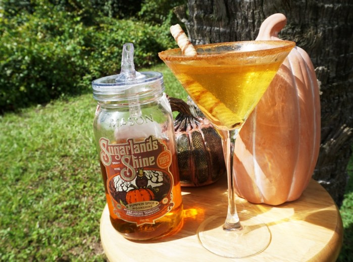 Try This Fall Cocktail Called Fiery Pumpkin Patch Kiss