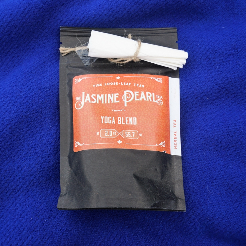 What Was in My Portland Explore Local Box? Loose-Leaf Yoga Blend Tea from The Jasmine Pearls Tea Co.