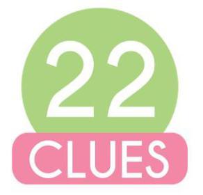22 Indices niveau 7 et 8 réponse