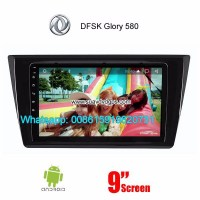 DFSK Glory 580 Car parts radio android wifi GPS camera