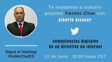 Transformación digital & competencias digitales Twitter chat
