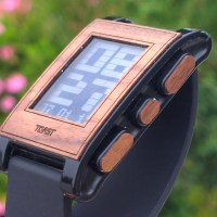 Review: Toast Real Wood Skin for the Pebble Smartwatch