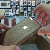 CTIA 2014 - Toast Real Wood Covers for iPhone 6, LG G3, and Surface Pro 3