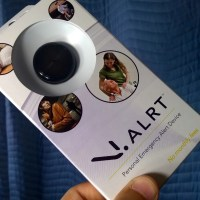 Review: V.ALRT is a Smart, Wearable, Panic Button for Personal Security and Care Givers